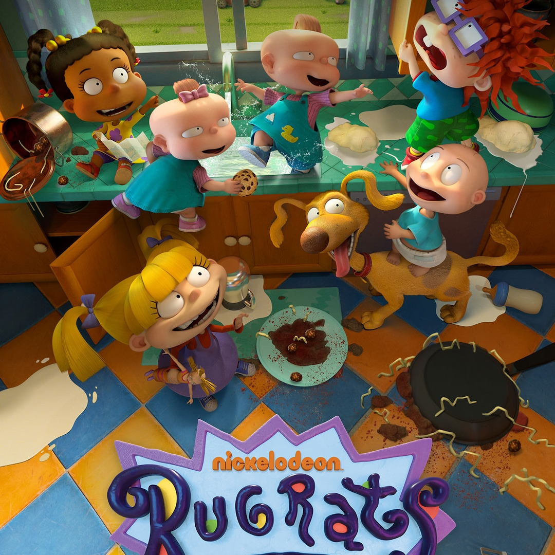 You'll Get Nostalgic Watching the First Trailer for Paramount+'s Rugrats Series