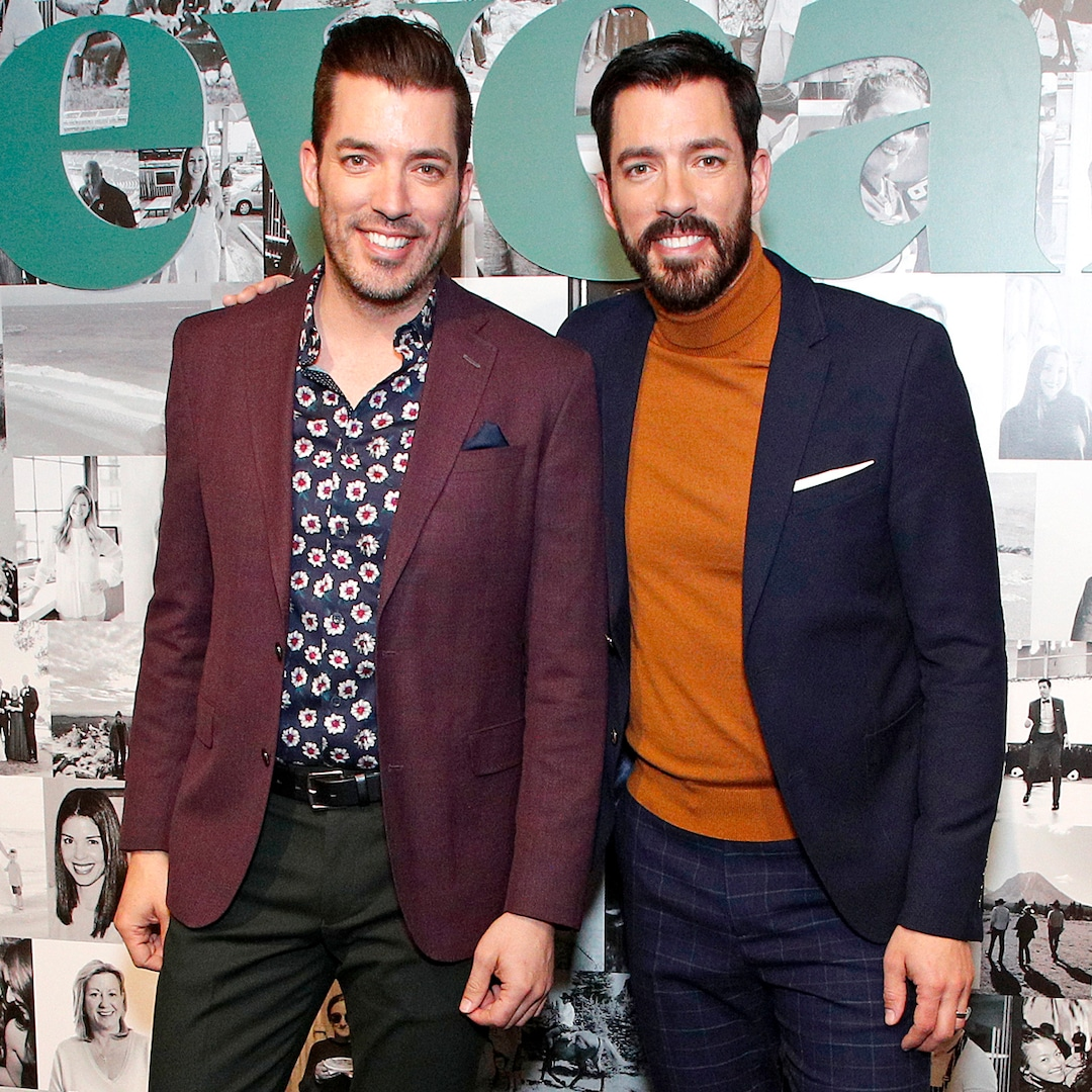Drew Scott Reveals the Touching Wish He Had for Brother Jonathan During His Tearful Best Man Speech