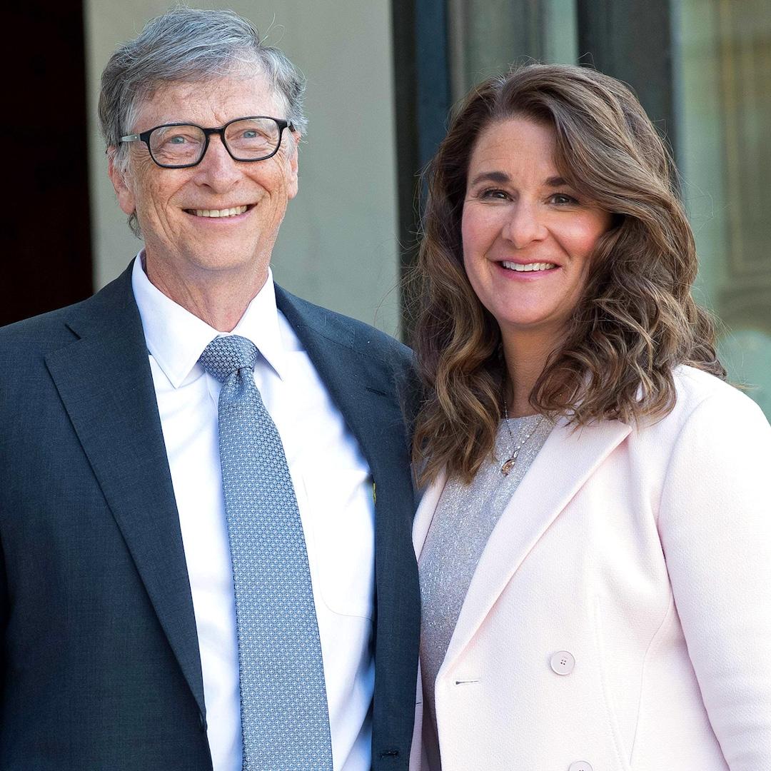 Bill Gates Transfers $1.8 Billion in Stocks to Estranged Wife Melinda Amid Divorce - E! Online