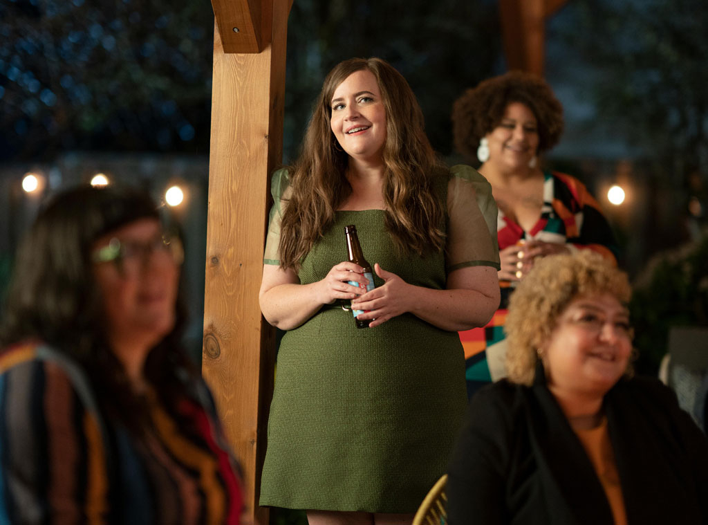 Photos from 2021 Emmy Nominations: Stars React - E! Online ...