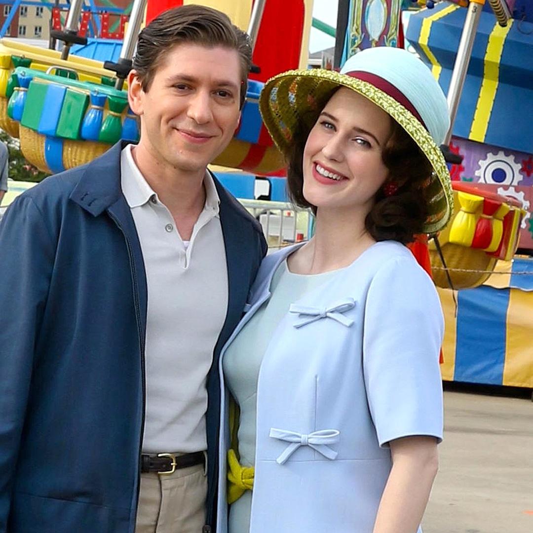 Michael Zegen & Rachel Brosnahan
