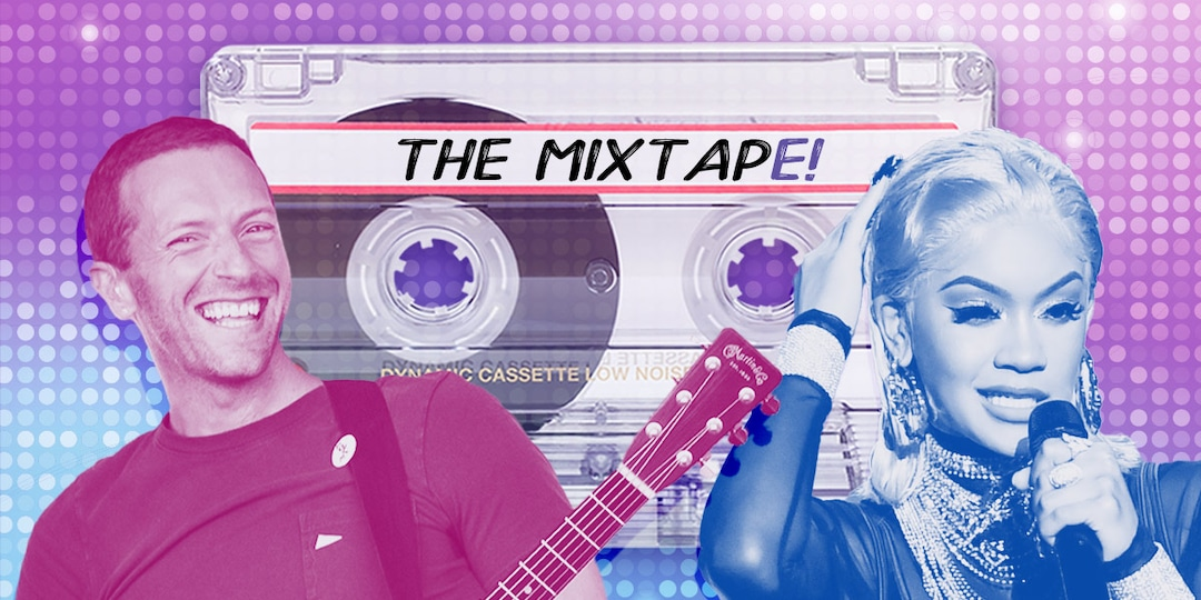 The MixtapE! Presents Coldplay, Saweetie, Aly & AJ and More New Music Musts - E! Online.jpg