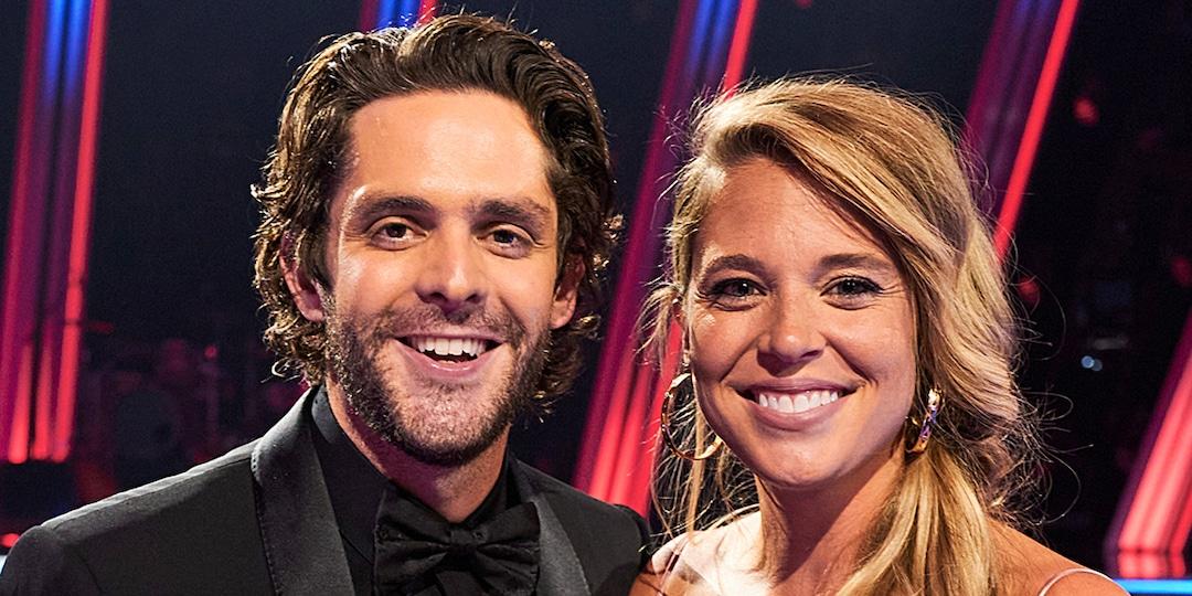 """Go Inside Thomas Rhett and Lauren Akins' """"Real and Happy"""" Nashville Home - E! Online.jpg"""