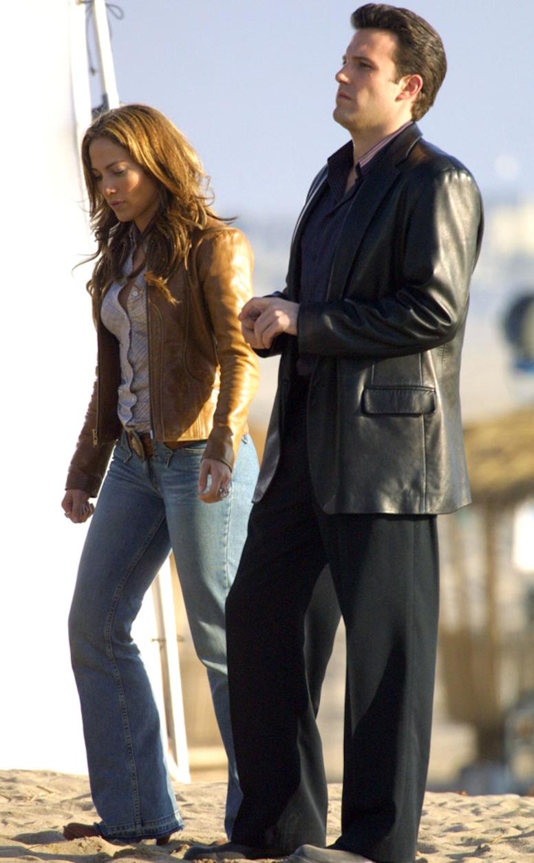Photos from Jennifer Lopez & Ben Affleck: Romance Rewind ...