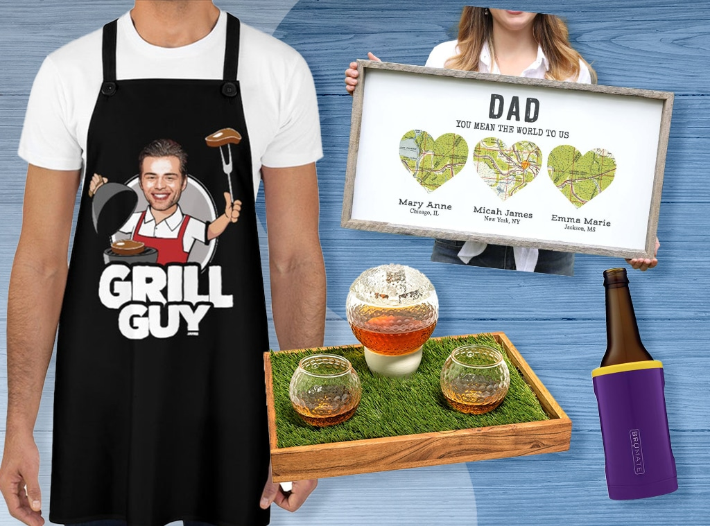 E-comm: Unique Gifts for Dad Gift Guide