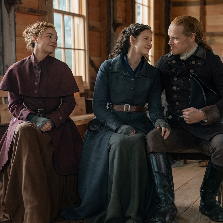 Outlander, Starz, Season Six,