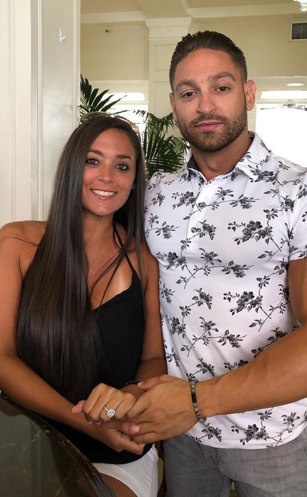 Jersey Shore's Sammi and Fiancé Christian Spark Breakup Rumors - E ...