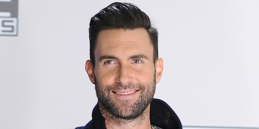Adam Levine's Shirtless Workout Session Will Get Your Heart Pumping - E! Online.jpg