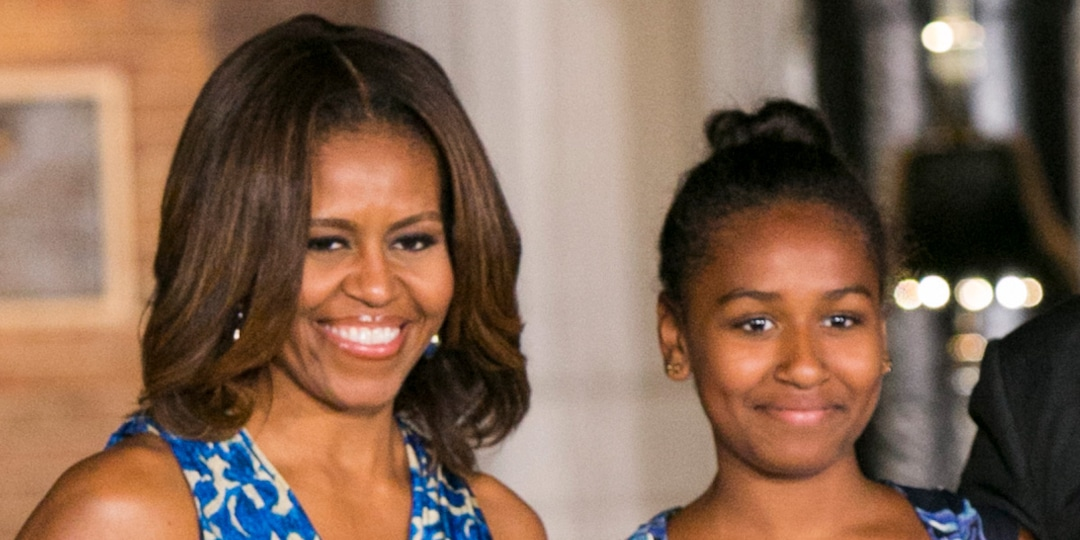 Michelle Obama Celebrates Daughter Sasha's 20th Birthday With Never-Before-Seen Photo - E! Online.jpg