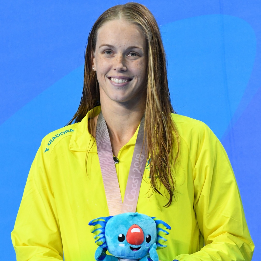 Swimmer Madeline Groves Sends Message to