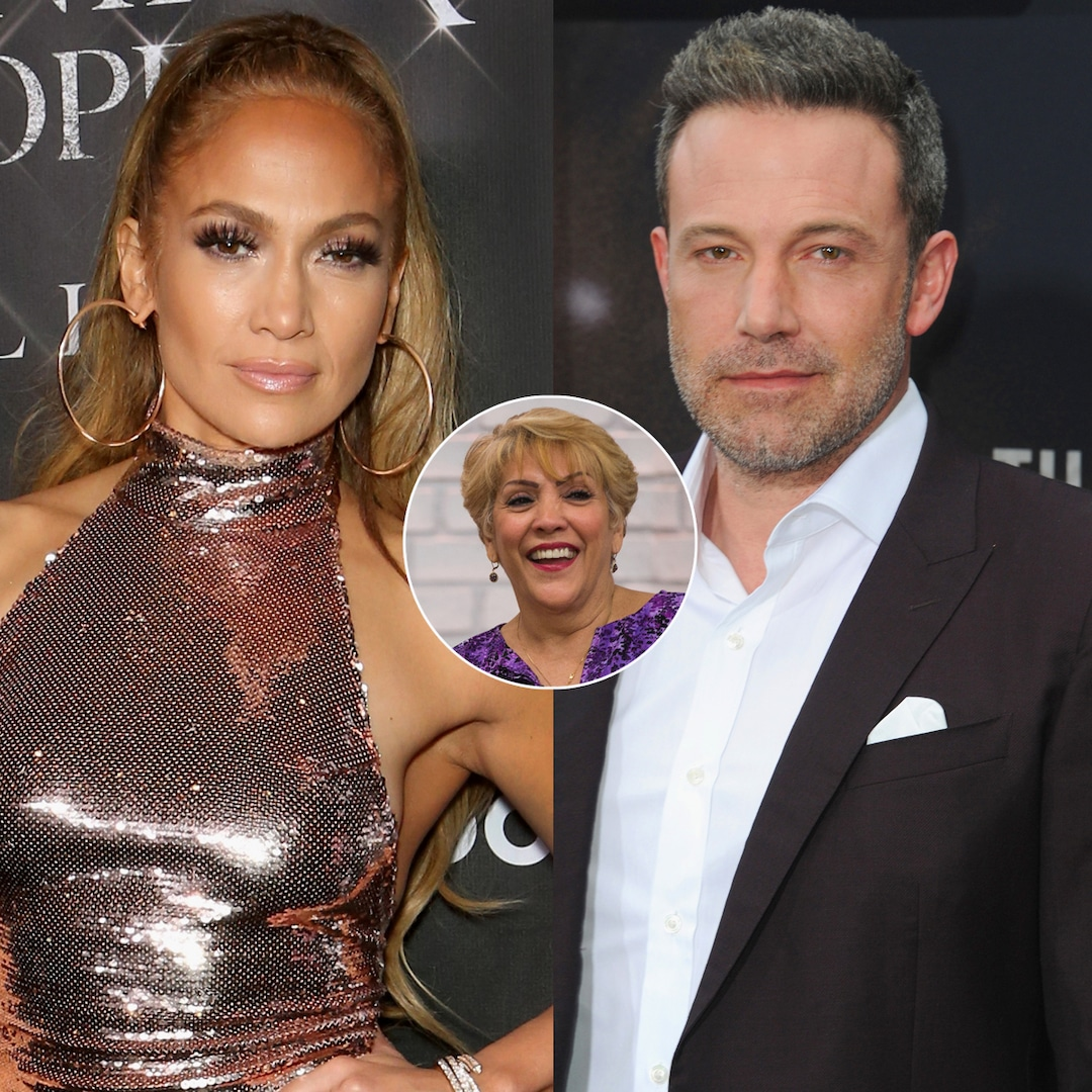 Inside Ben Affleck's Close Relationship With Jennifer Lopez's Mom Guadalupe--Including Their Trip to Vegas