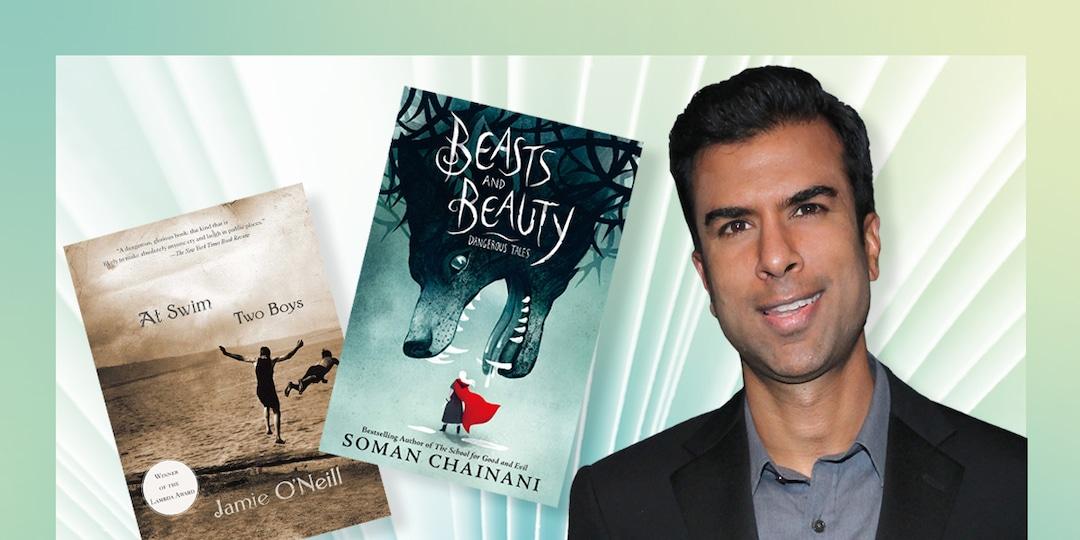 Soman Chainani Shares His Must-Read LGBTQ+ Books - E! Online.jpg