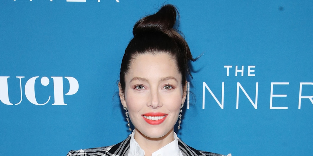 """Jessica Biel Reacts to Claim She """"Can't Be Believably Cast"""" in This Genre of Movies - E! Online.jpg"""