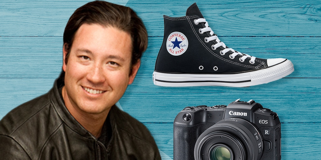 Nelson Cragg's Father's Day Gift Guide Is Picture Perfect - E! Online thumbnail