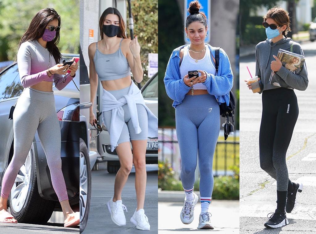 E-Comm: Gymshark Sale, Nina Dobrev, Kendall Jenner, Vanessa Hudgens, Kaia Gerber