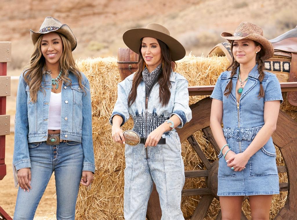 E-Comm: The Bachelorette, Katie Thurston, Kaitlyn Bristowe, Tayshia Adams