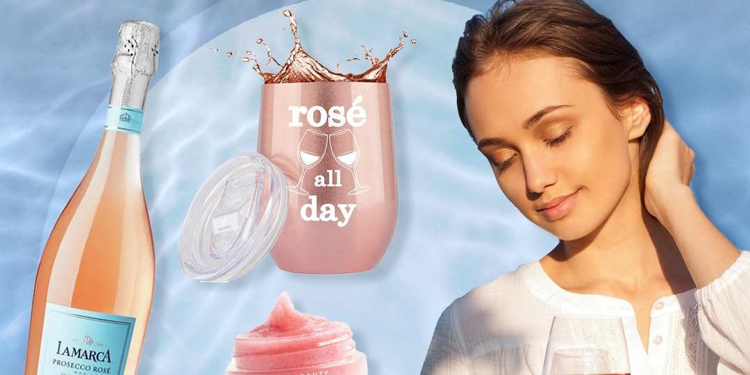 14 Gifts to Celebrate National Rosé Day With Your Partner in Wine - E! Online.jpg
