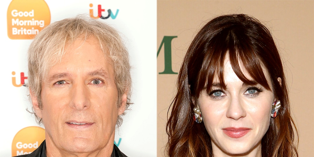 Why Zooey Deschanel Would Love To Play Matchmaker for Michael Bolton - E! Online.jpg