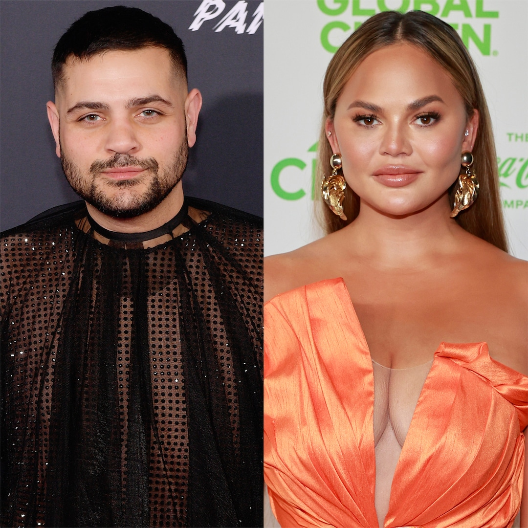 Chrissy Teigen's Team Claims Michael Costello Shared Fake Screenshots of Alleged Bullying