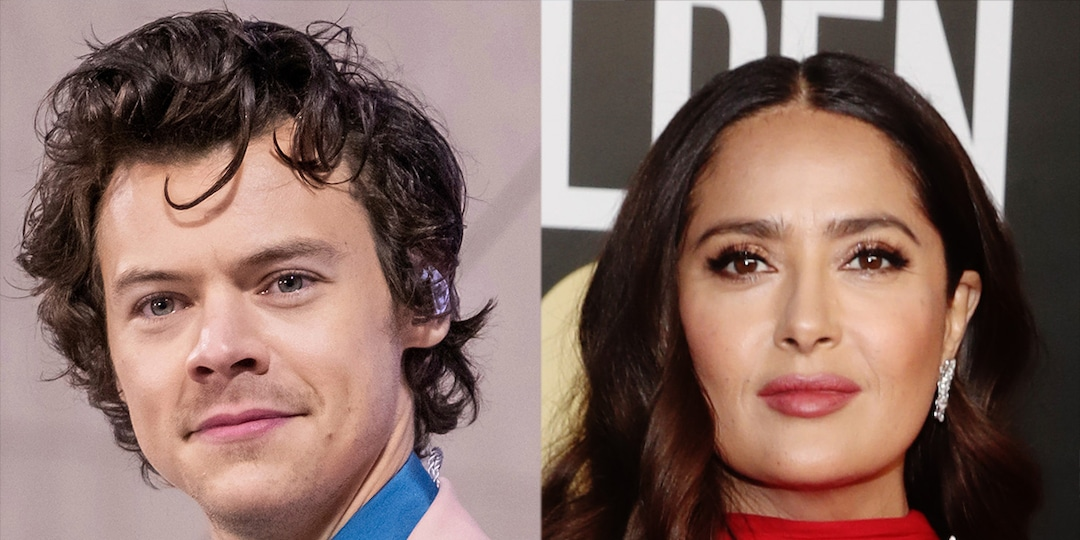The Bizarre Story of How Salma Hayek's Pet Owl Once Coughed Up a Hairball on Harry Styles - E! Online.jpg