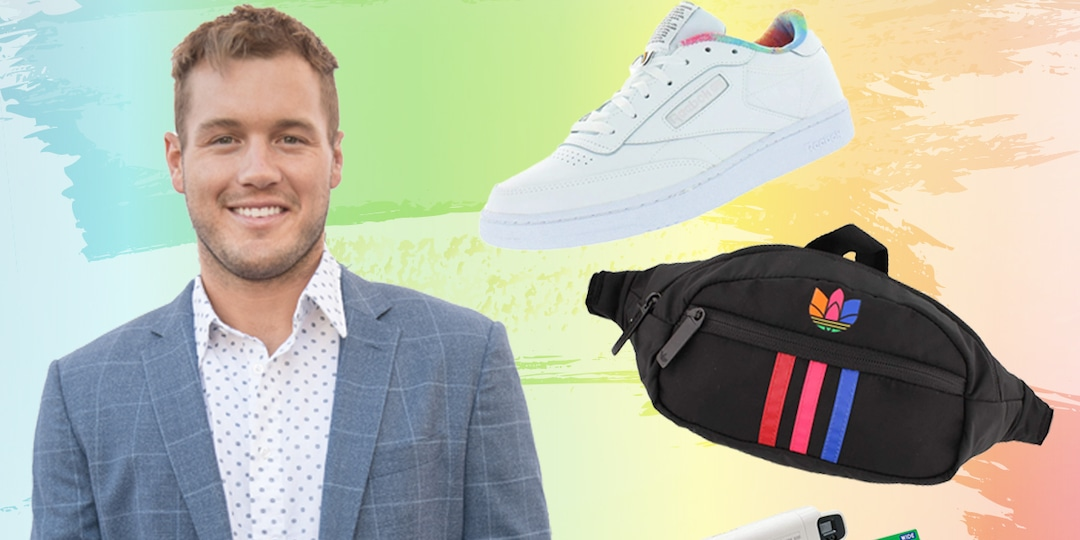 Colton Underwood Shares the Amazon Finds That Help Him Show Off His Pride - E! Online.jpg