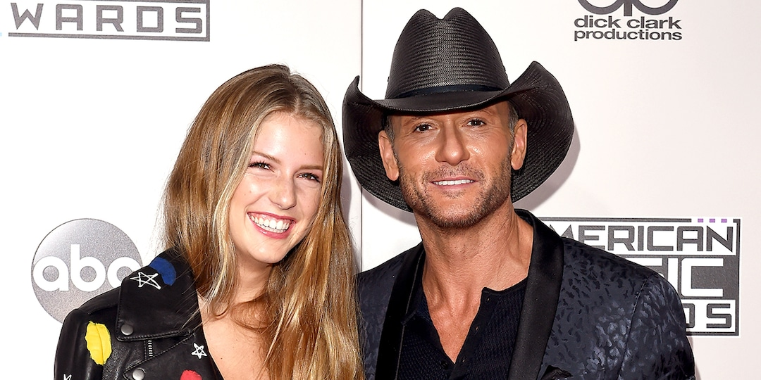 """Tim McGraw Says He's """"Incredibly Proud"""" of Daughter Maggie as She Graduates From Stanford University - E! Online.jpg"""