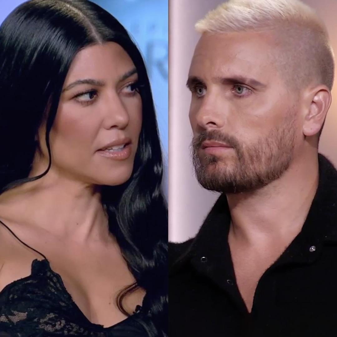 Scott Disick Reveals What Really Broke Up His Relationship With Kourtney Kardashian