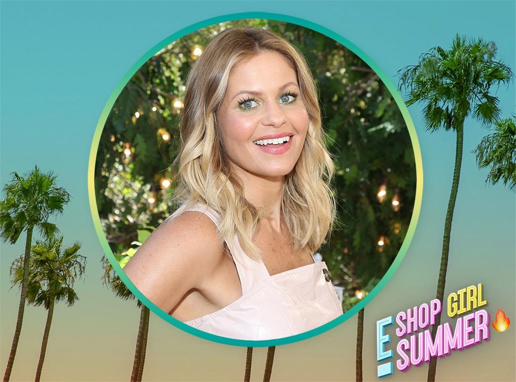 E-Comm: Shop Girl Summer, Candace Cameron Bure