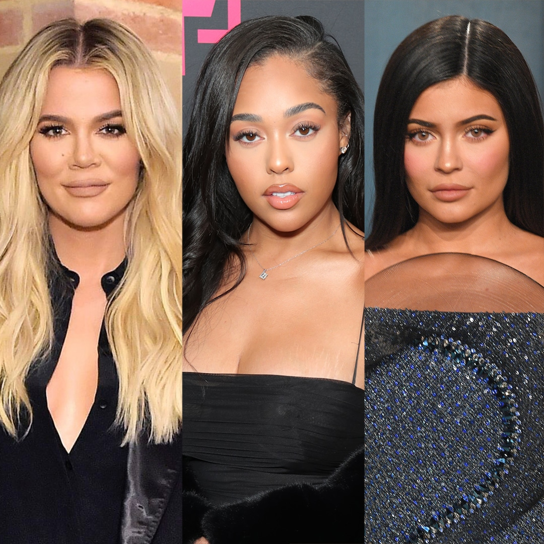Kylie Jenner & Khloe Kardashian Reveal Where They Stand With Jordyn Woods Today - E! NEWS