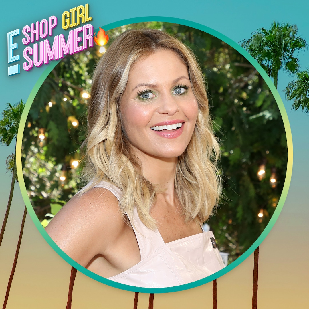 , 20 Questions With Candace Cameron Bure – E! Online,