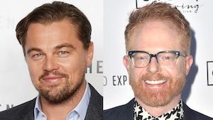 Leonardo DiCaprio, Jesse Tyler Ferguson