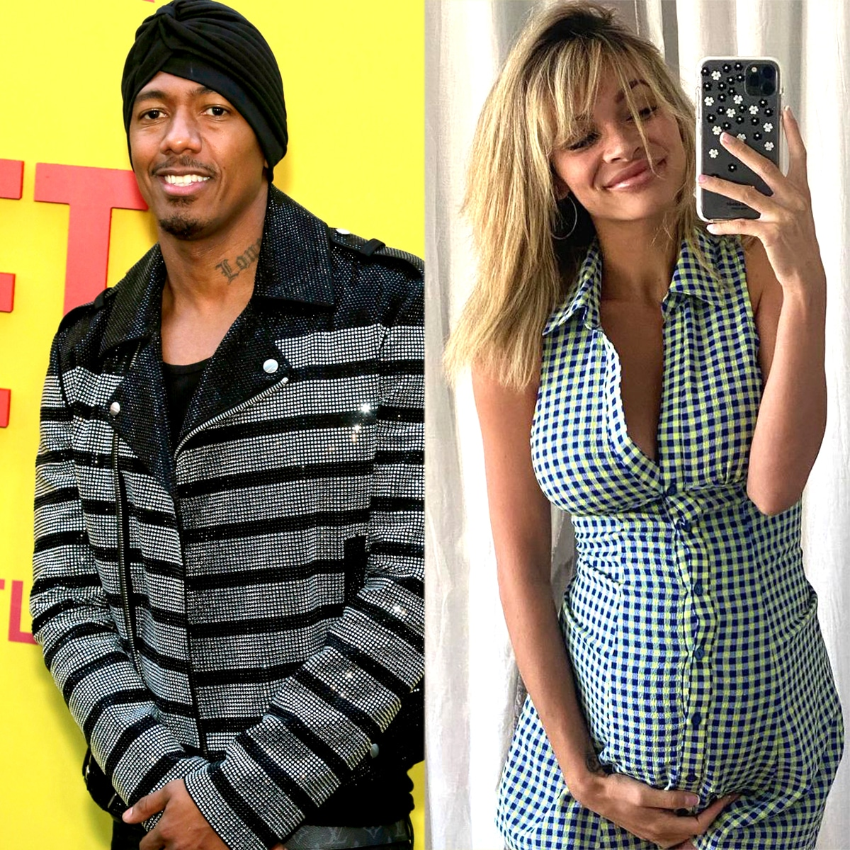 Nick Cannon's Rumored GF Seems to Confirm She's Pregnant With His ...