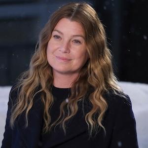 Ellen Pompeo, Grey's Anayomy, 2021