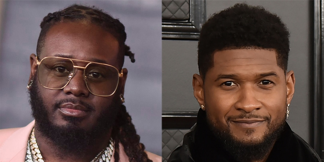 T-Pain Says He Suffered Depression After Usher Criticized His Music - E! Online.jpg