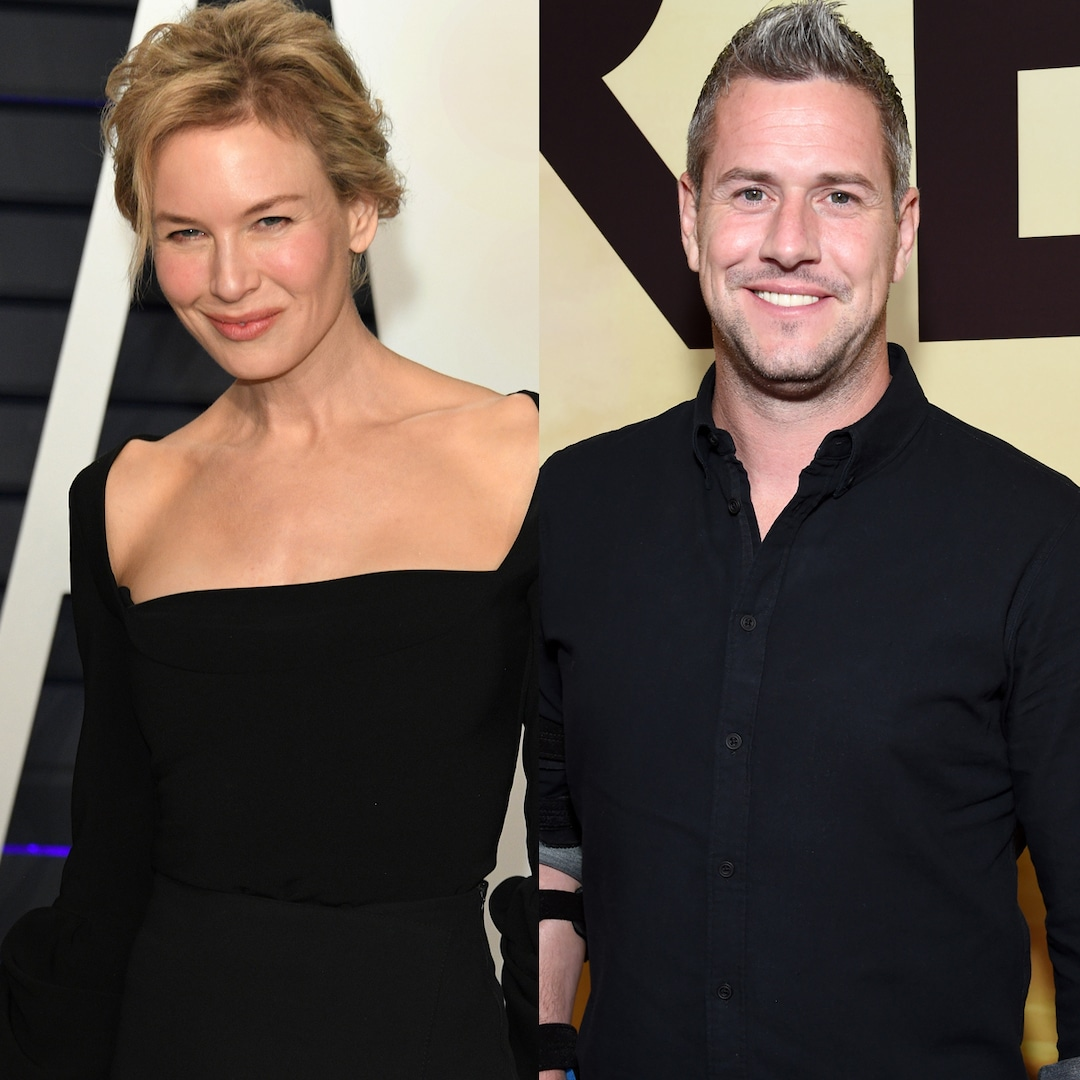 Renée Zellweger, Ant Anstead and More Unlikely Celebrity Couples You Need to Know About
