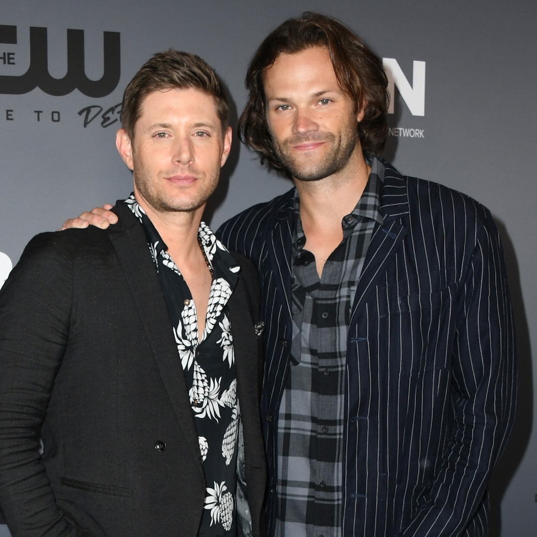 """, Jared Padalecki Says He's """"Gutted"""" Over Exclusion From Jensen Ackles' Supernatural Spinoff – E! Online, Indian & World Live Breaking News Coverage And Updates"""