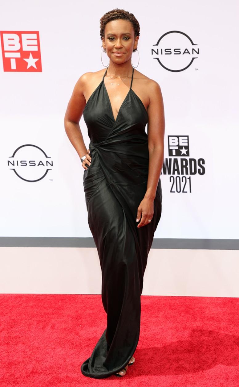 Ryan Michelle Bathe, 2021 BET Awards, red carpet fashion