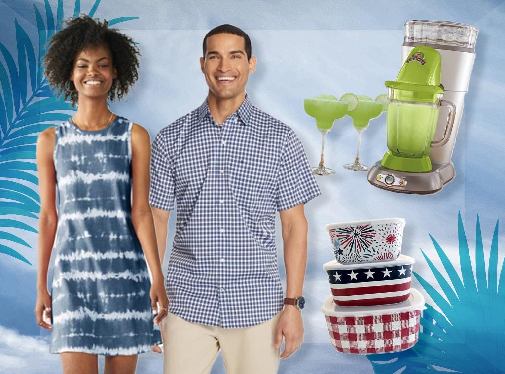 E-comm: Kohls 4th of July Sale