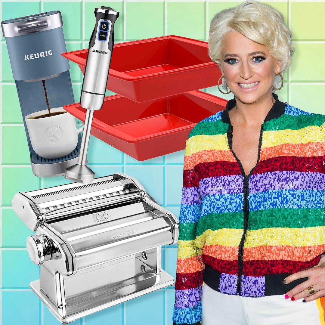 Dorinda Medley Shares Her Amazon Kitchen Favorites