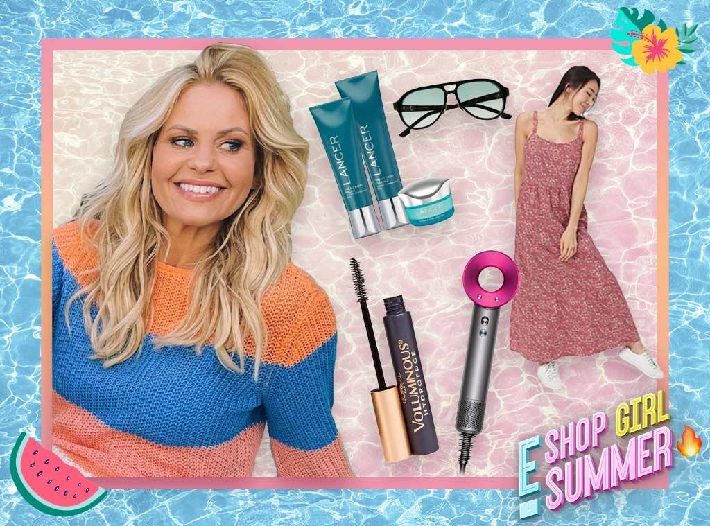 EComm, Candace Cameron Shop Girl Summer