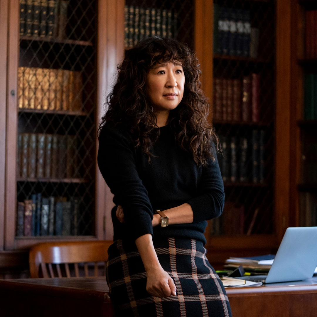 Sandra Oh Is Another Doctor in The Chair--But This Is No Grey's Anatomy