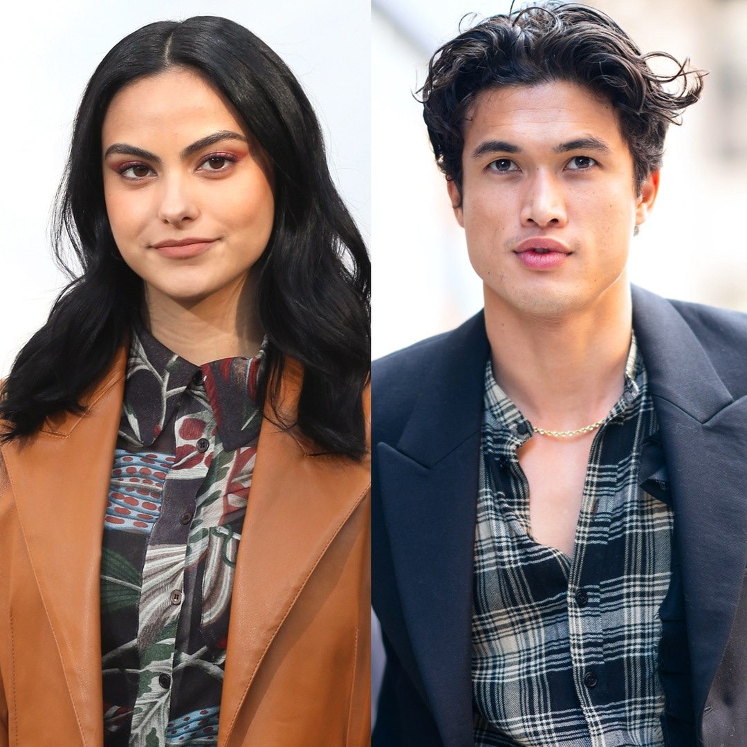 Riverdale's Camila Mendes and Charles Melton Spotted Out Together More Than One Year After Split