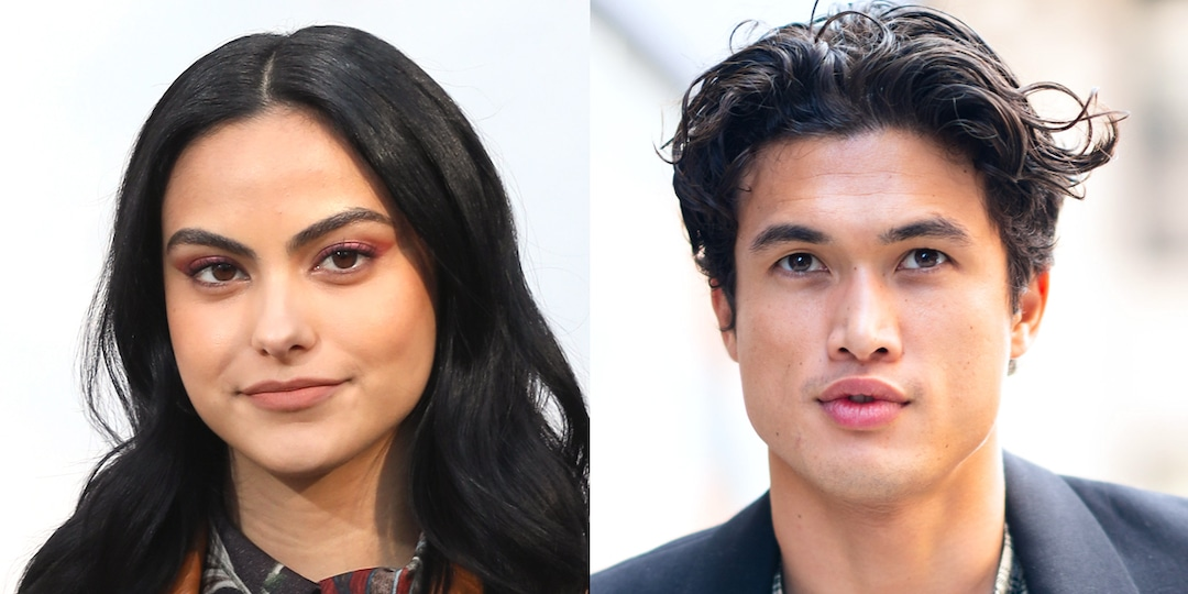 Riverdale's Camila Mendes and Charles Melton Spark Romance Rumors More Than One Year After Split - E! Online.jpg