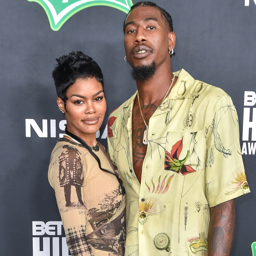 Go Inside Teyana Taylor & Iman Shumpert's Fabulous World With a First Look at Their New E! Series