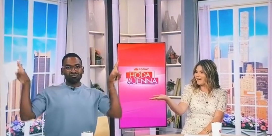 Justin Sylvester Share BTS Pics While Co-Hosting the Today Show - E! Online.jpg