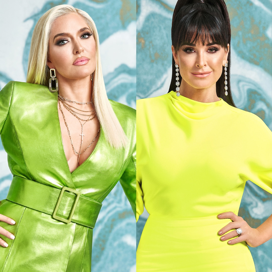 Here's Just How Shocked the RHOBH Cast Was By Erika Jayne's Divorce