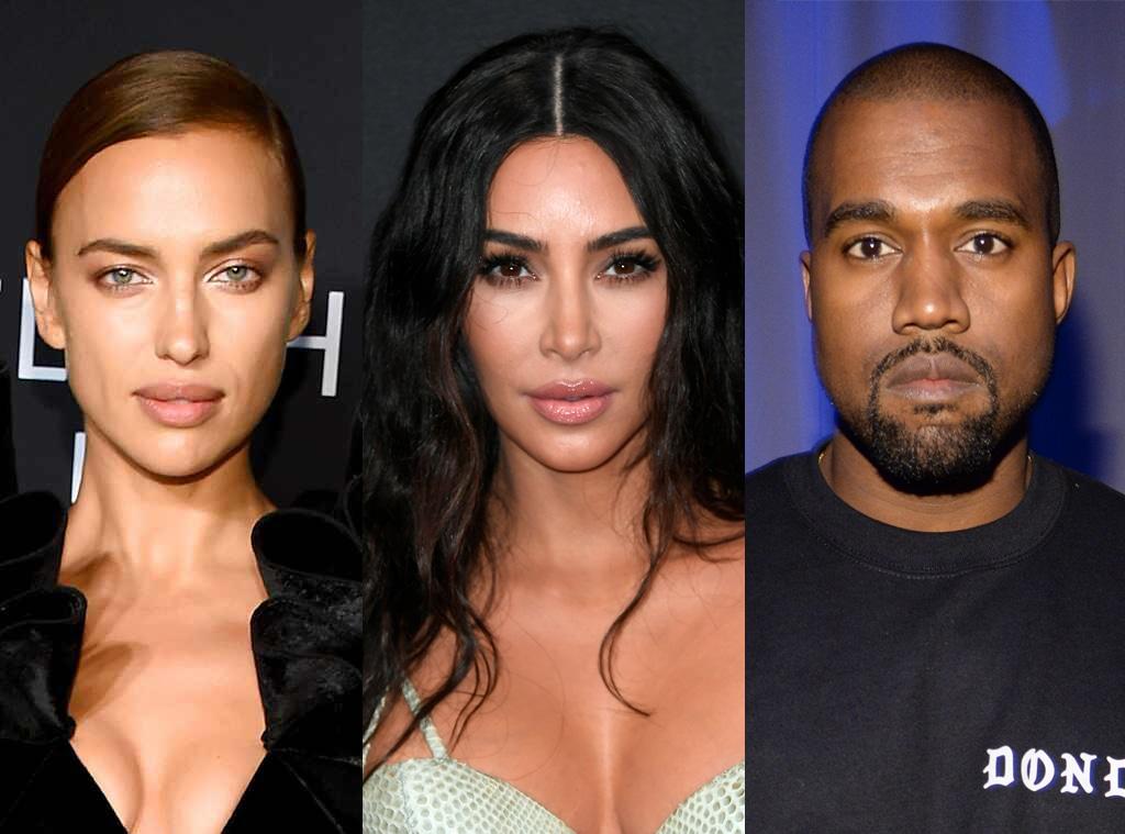 Where Kanye West Stands With Irina Shayk After Kim Kardashian Reunion E Online