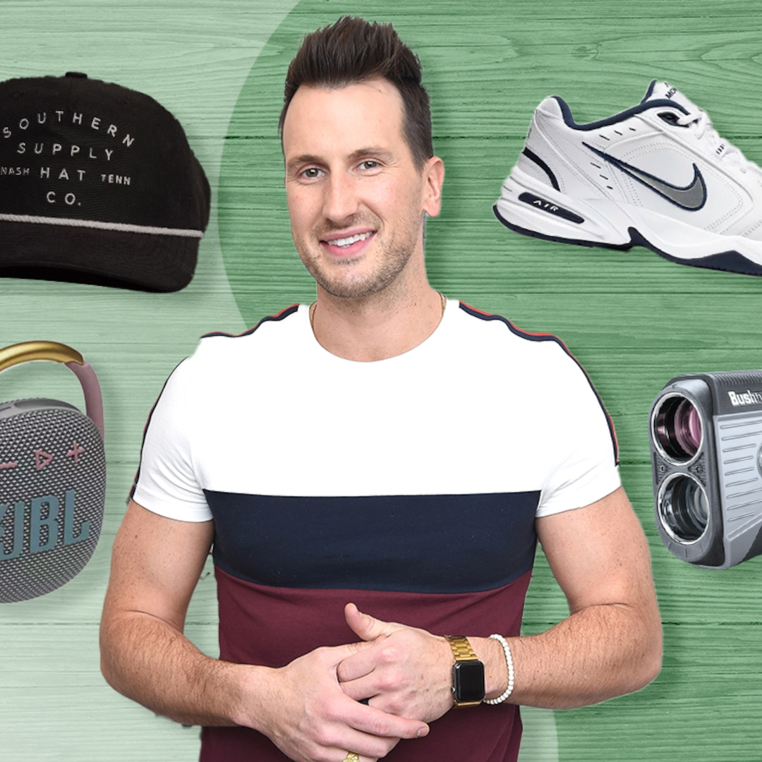 Russell Dickerson's Father's Day Gift Picks Are