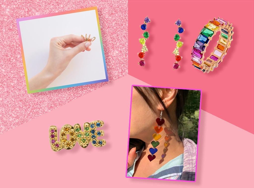 E-comm: Pride Jewelry