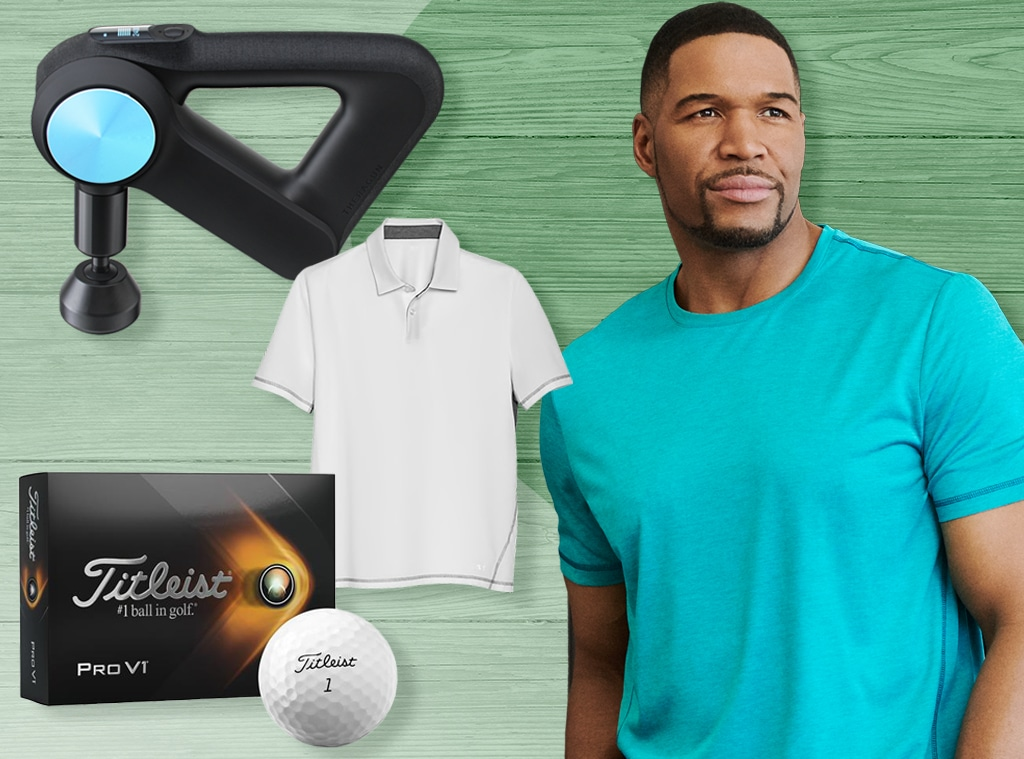 E-Comm: Michael Strahan's Father's Day Gift Guide